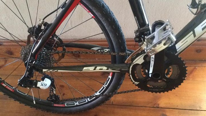 Full Carbon Mountain Bike