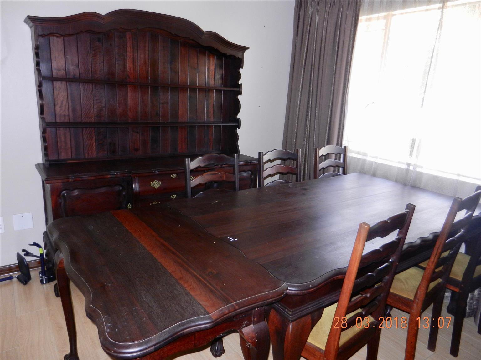 Antique Dining Room Furniture In Gauteng