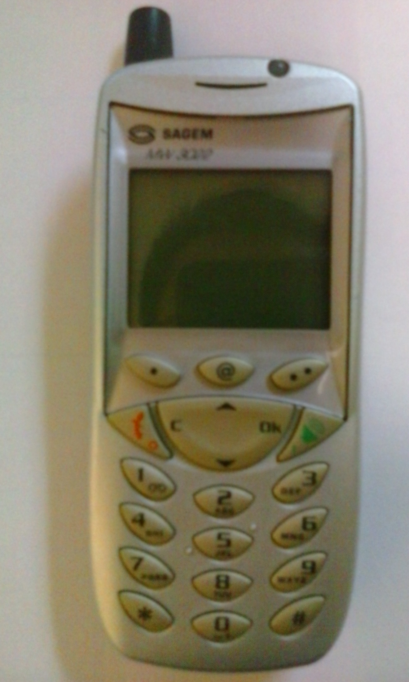 Sagem 3022 - Cellphone