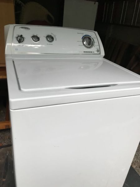 Whirlpool Top Loader Washing Machine