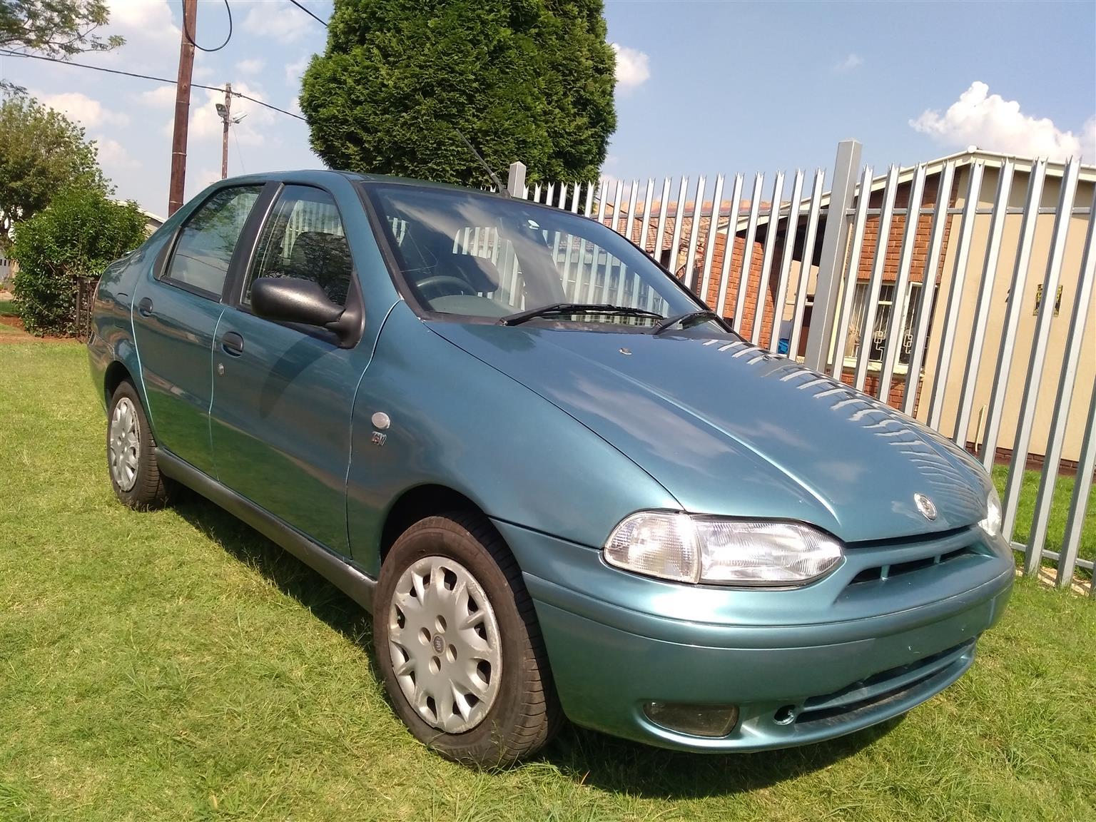 2002 Fiat Siena
