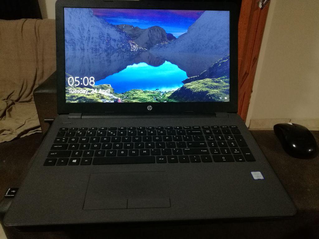 Hp 250 G6 15 6 Core I3 6006u 4 Gb Ram 500 Gb Hdd Junk Mail