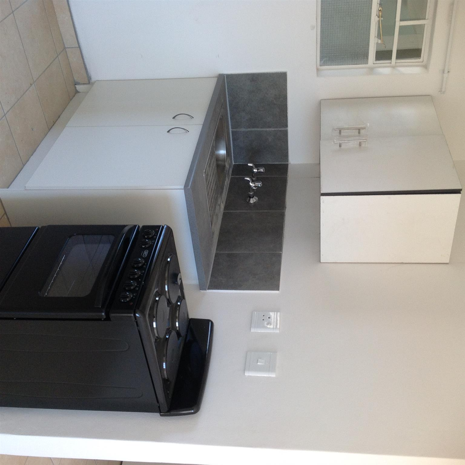 2 bedroomed appartment to let in fleurhof