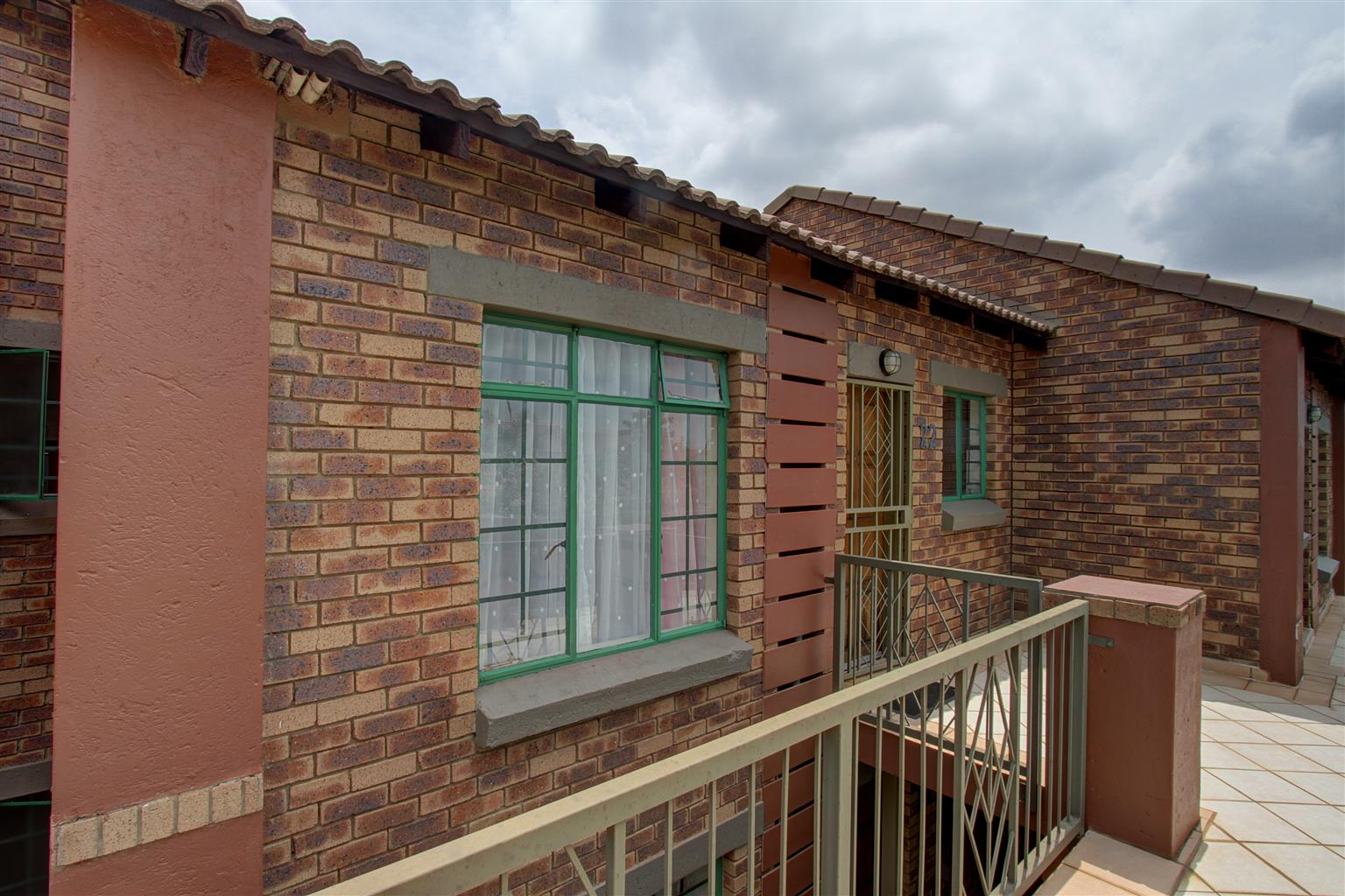 Access controlled apartment for sale