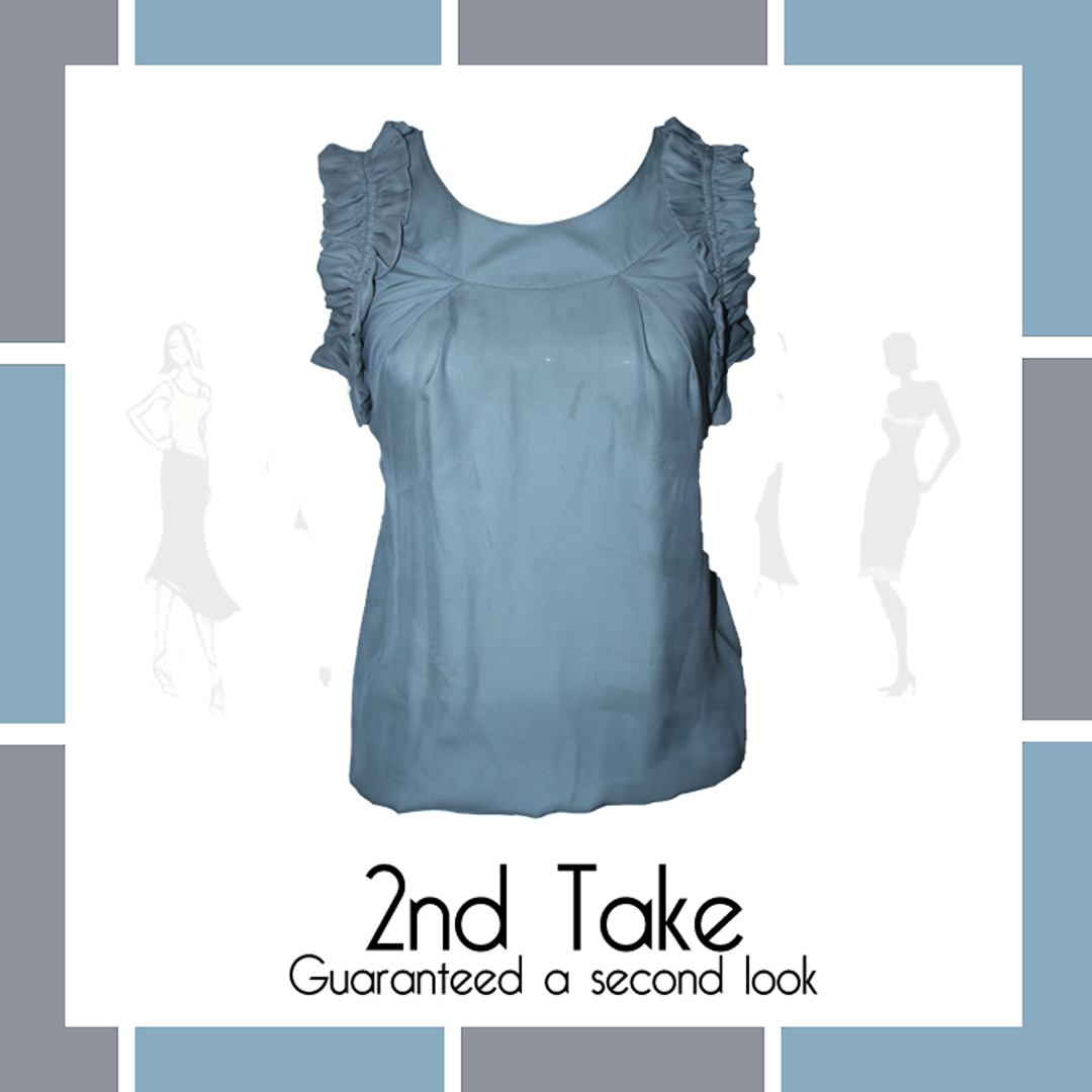 Gorgeous and feminine River Island tops at bargain prices unpacked at 2nd Take!