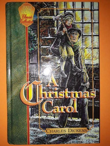 A Christmas Carol - Charles Dickens.