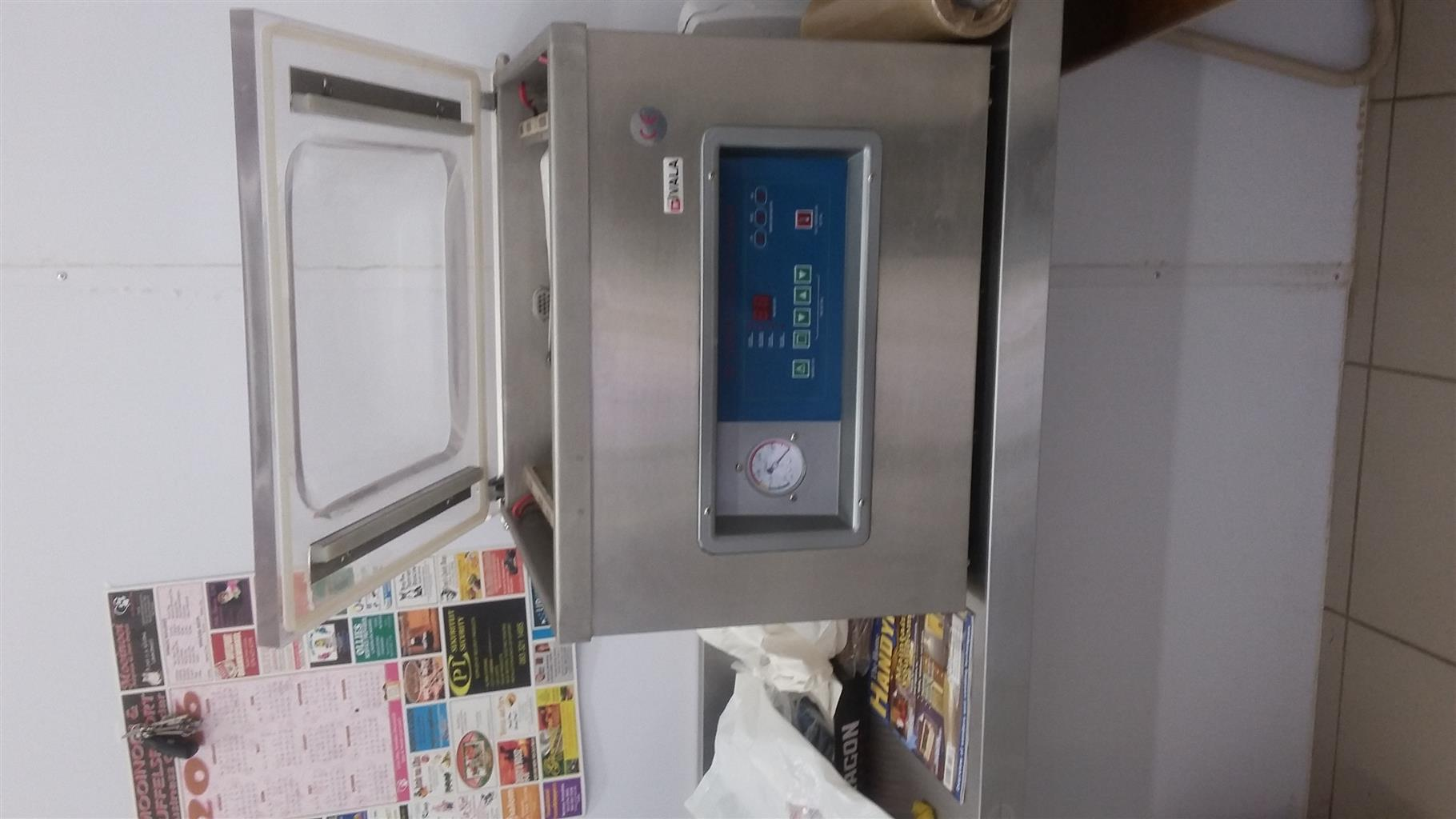 Complete butchery equipment for sale