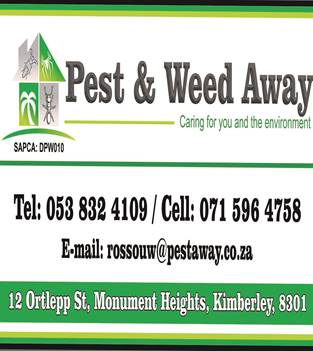 Pest and Weed Away Pest / Termite Control and Vegetation Management