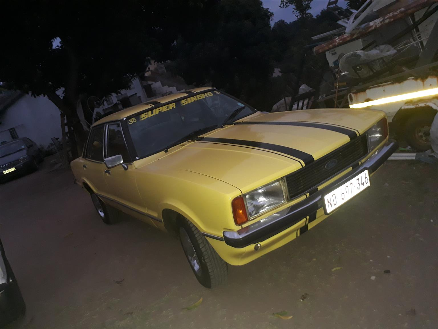 78 ford cortina for sale r42500