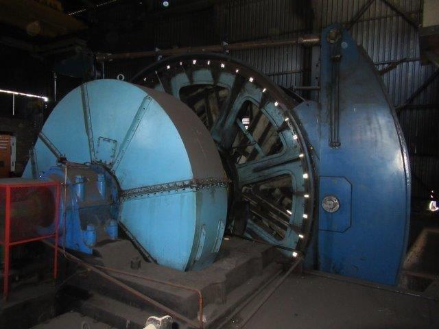 Fullerton, Hodgart & Barclay DC Mine Winder