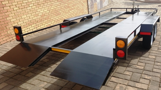 Car trailers from R26500