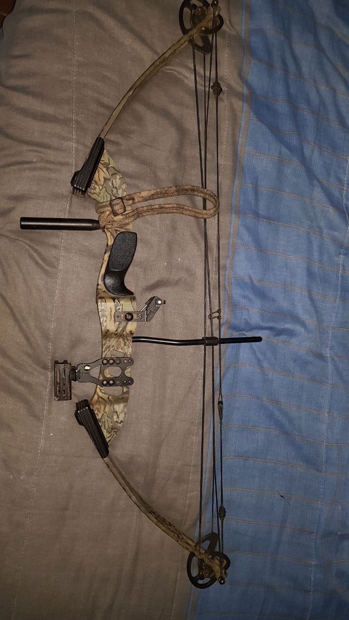 Marauder compound bow for sale