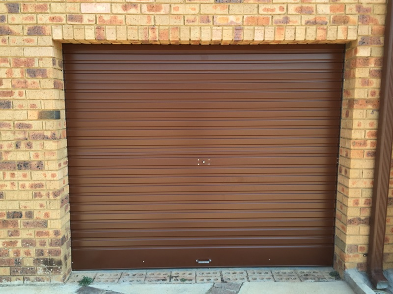 Steel Garage Roller Doors in Roodepoort