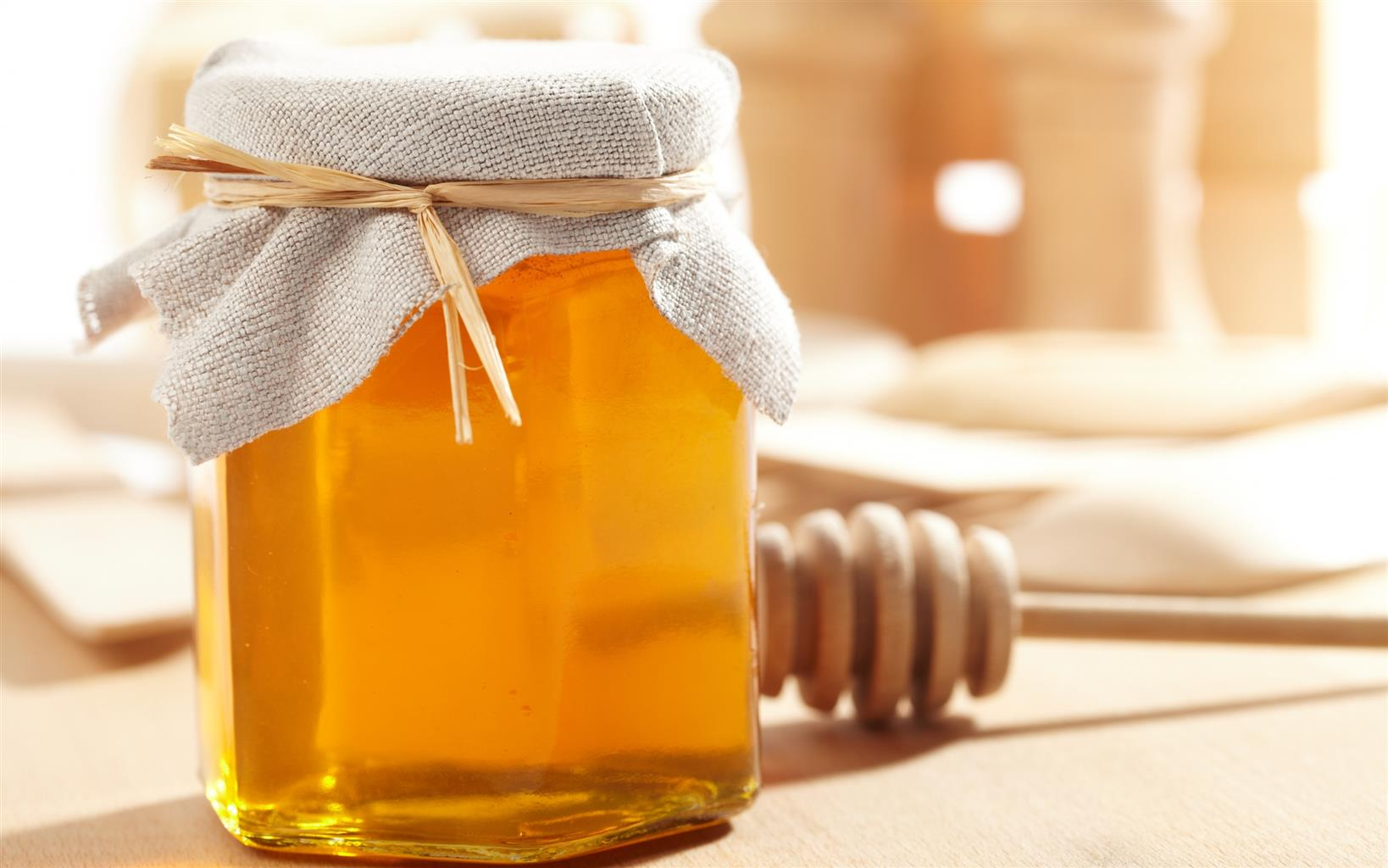 Raw Organic Honey - 500G
