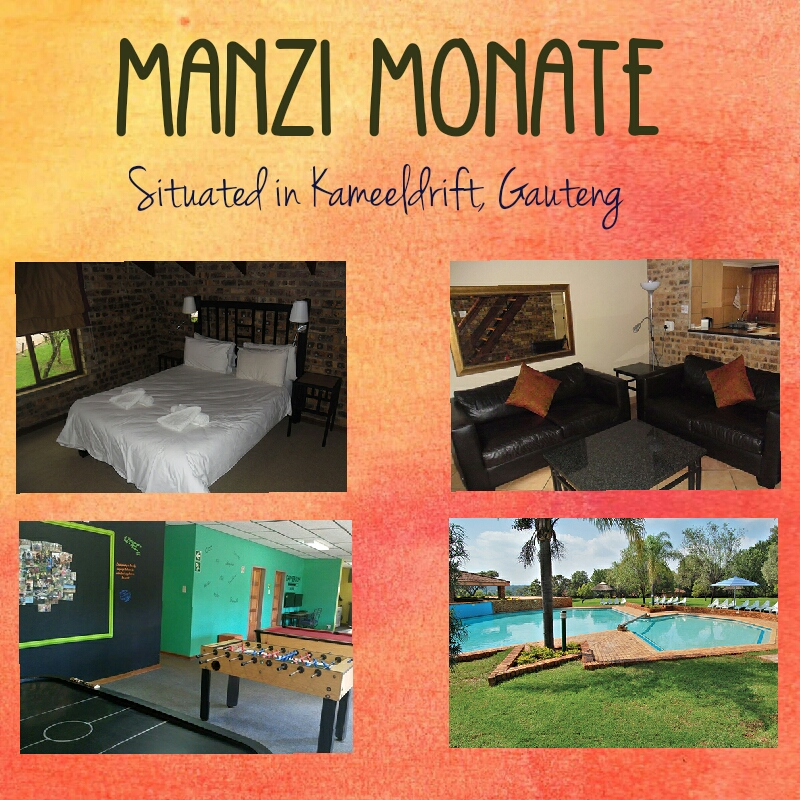 Trampoline Parts Johannesburg: Manzi Monate (6 - 9 April ~ School Holiday Weekend)