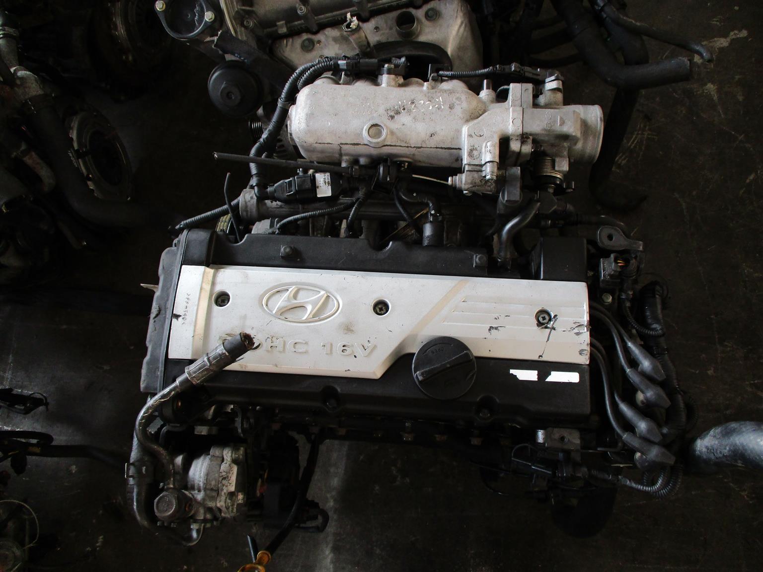 Hyundai Elantra 1.6 GLS Engine for Sale