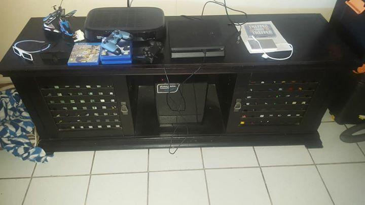 Plasma Screen Cabinet