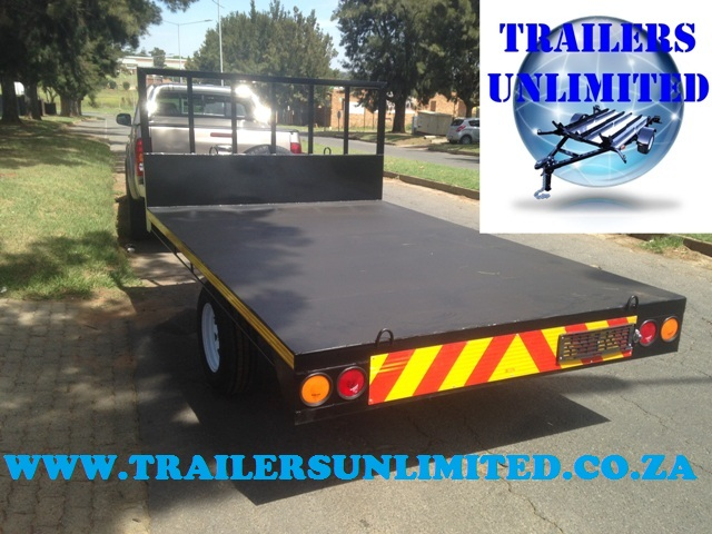 Flat Bed Trailer 4230 x 1810
