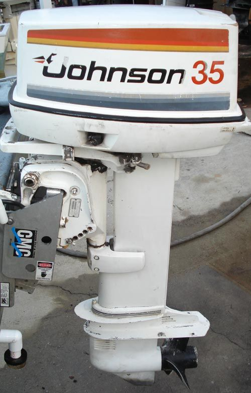 Outboard Repairs
