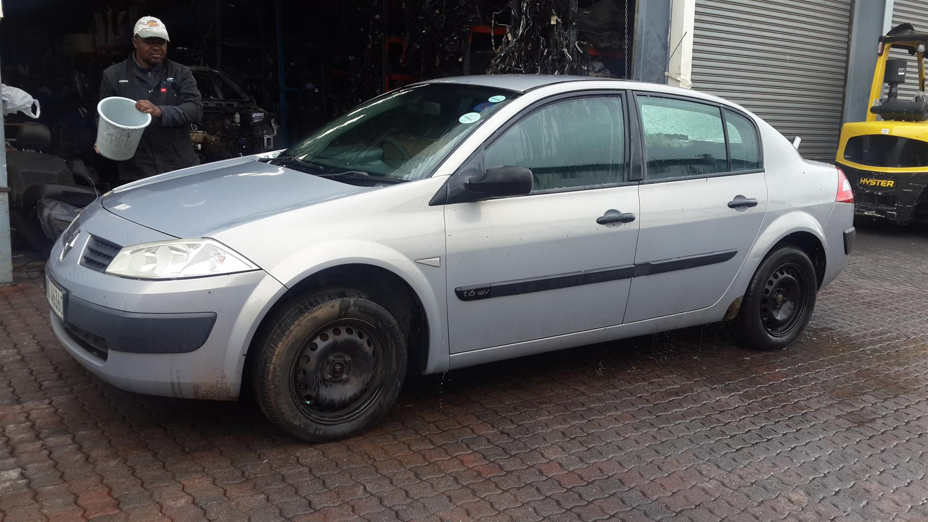 Renault Megane II Sedan 1.6 Parts For Sale