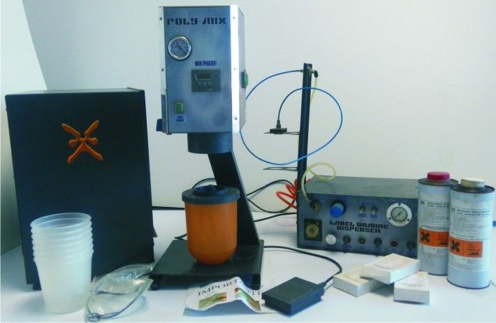 Poly Drip Doming Dispenser for sale