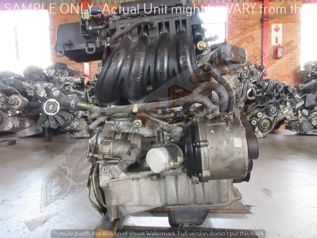 NISSAN MICRA / MARCH -CR14 1.4L EFI 16V Engine