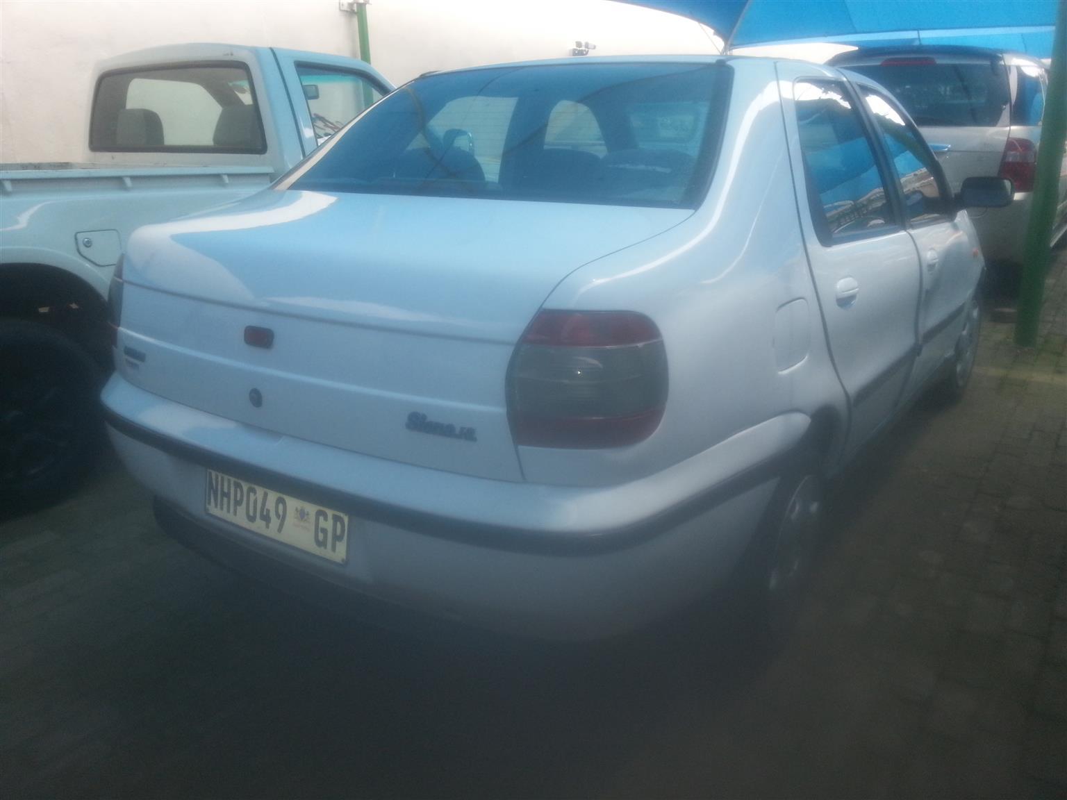 2004 Fiat Siena 1.6 ELX
