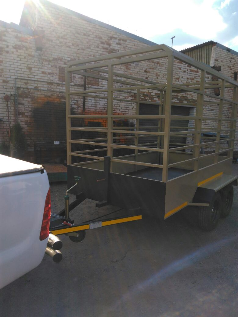2021 Accessories Trailers