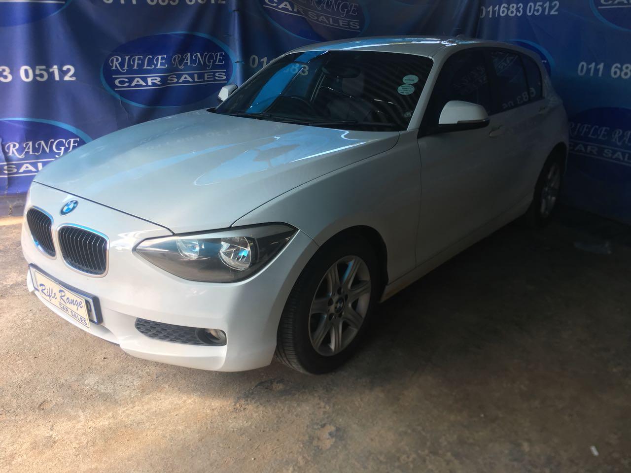 2012 BMW 1 Series 118i 5 door M Sport | Junk Mail