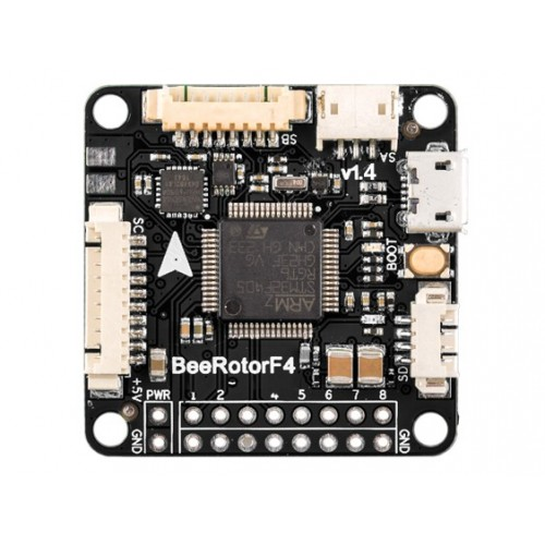 BeeRotorF4 BetaFlight Flight Controller with BFOSD