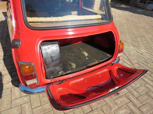 Classic Cars Mini 1275 Clubman (1983)