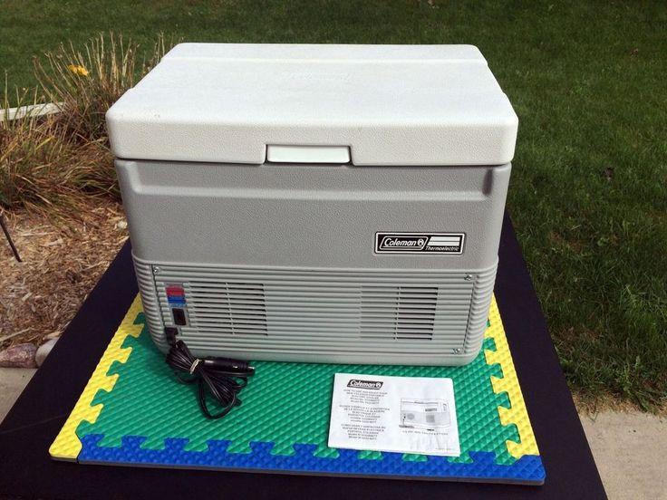 Coleman cooler/ warmer box
