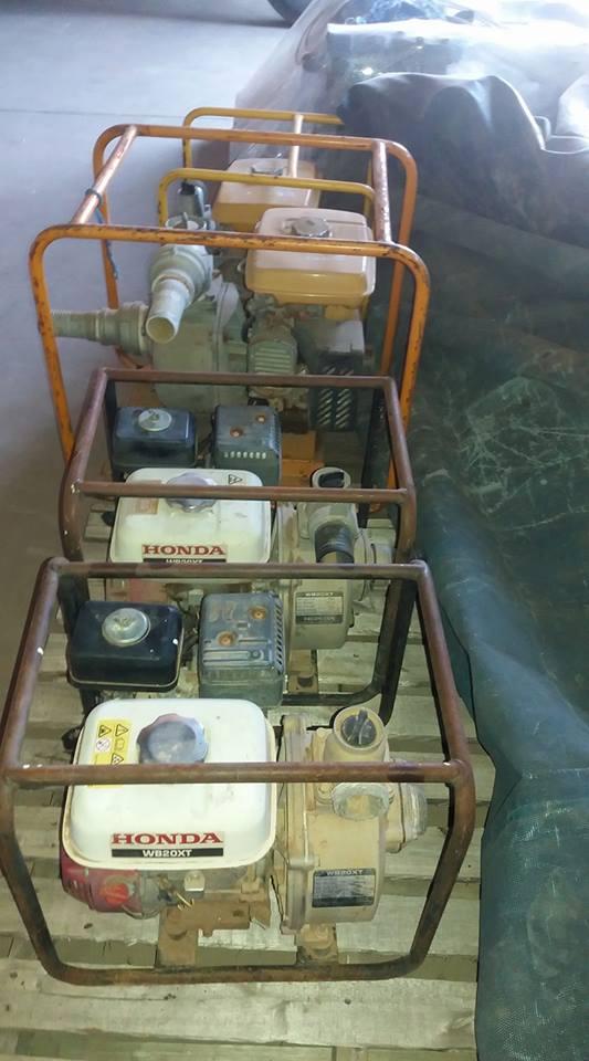 Waterpompe te koop