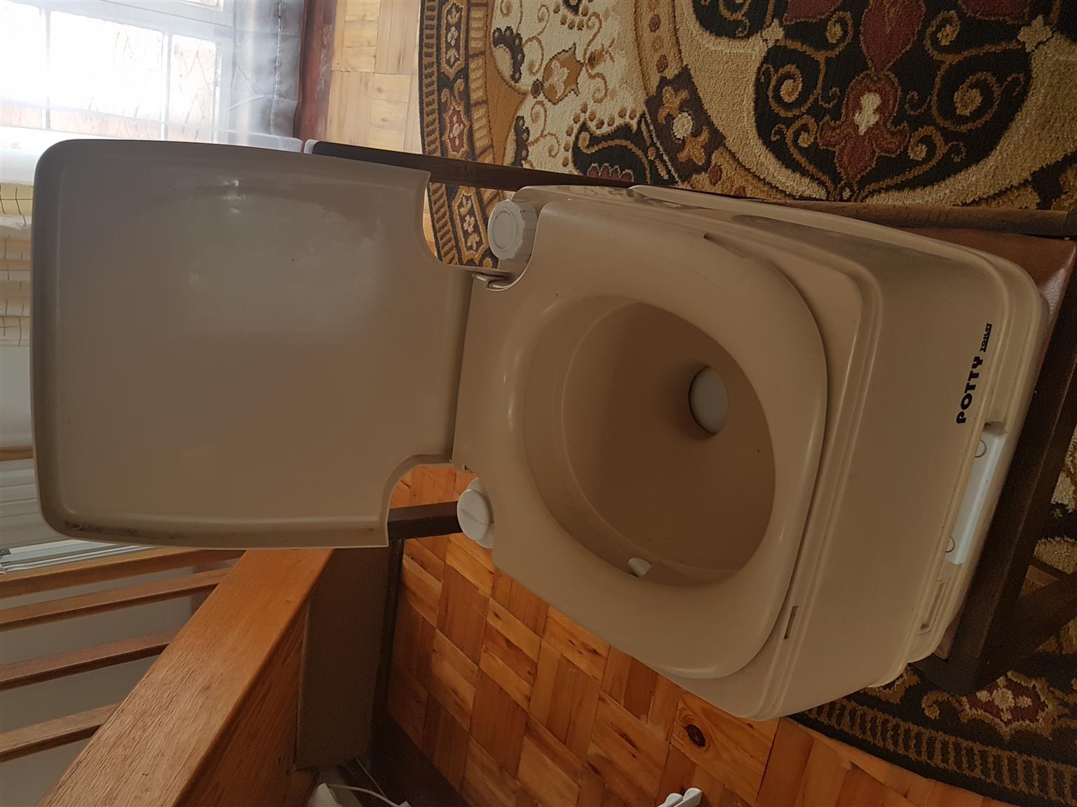 Home Portable Potty Toilet
