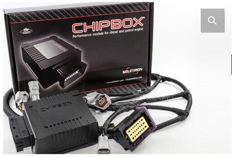 Chipbox for extra performance for Prado D4D, Fotuner 3l D4D or Raider D4D.