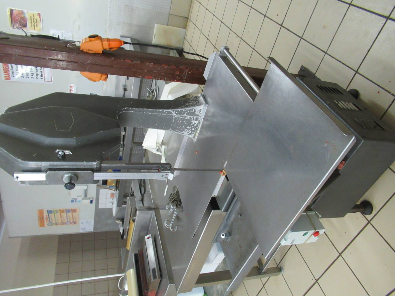 Butcherquip - Onsite Auction Of A Butchery And Meat Processing Equipment