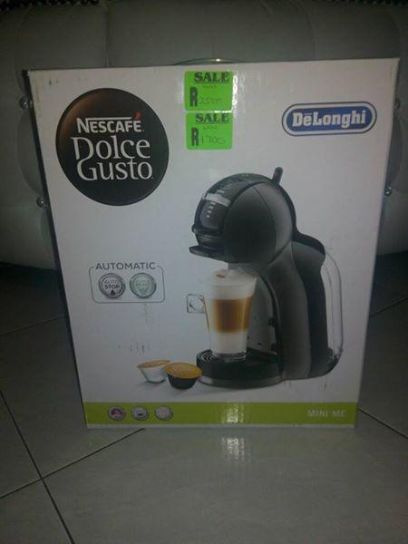 Delonghi cappuccino maker