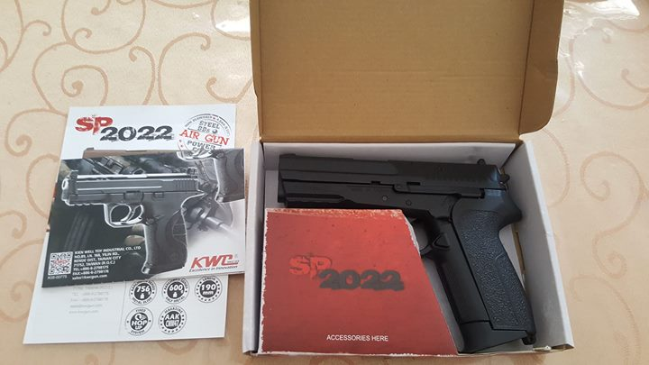 SP2022 pistol for sale