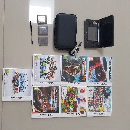 Nintendo 3D Console $ Games