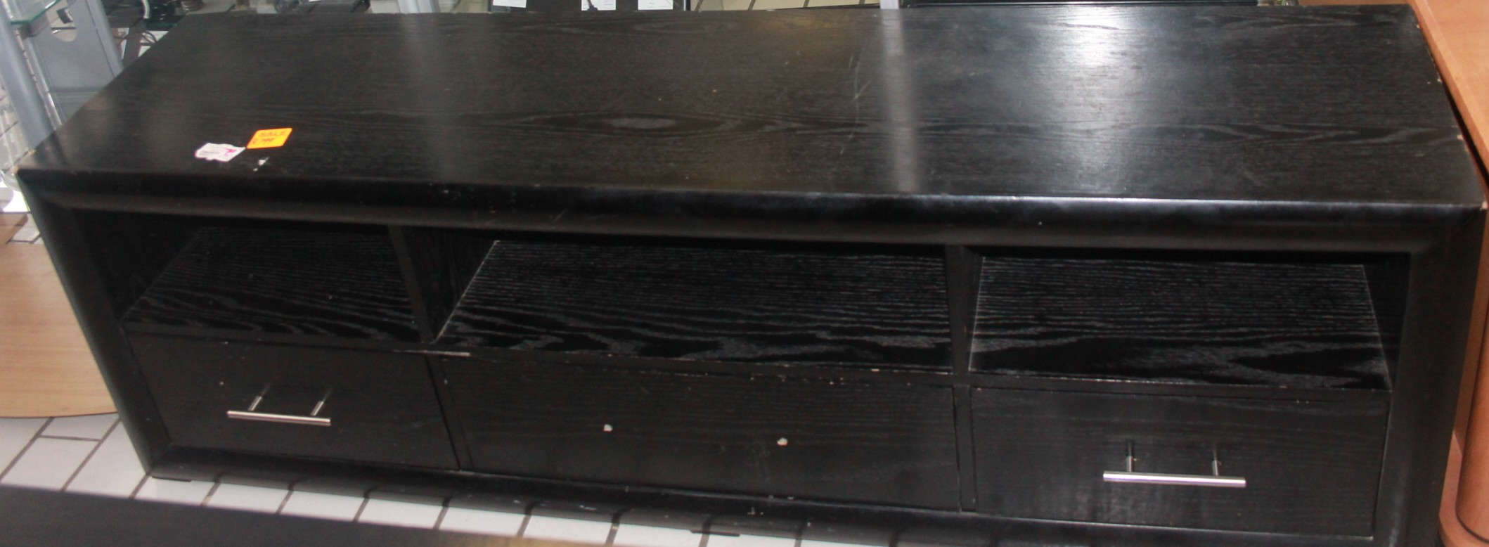 Black plasma stand S026532a #Rosettenvillepawnshop
