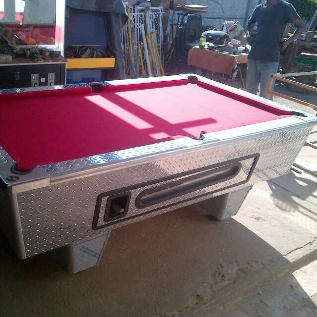 COIN OPERATED POOL TABLES FOR SALE OR TO RENT.