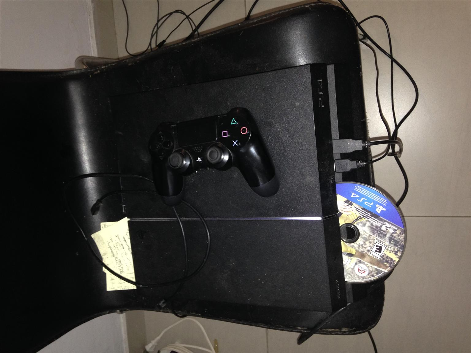 Ps4 Great Condition With Game R3800 Junk Mail Sony 500gb Dvd Fifa 2015