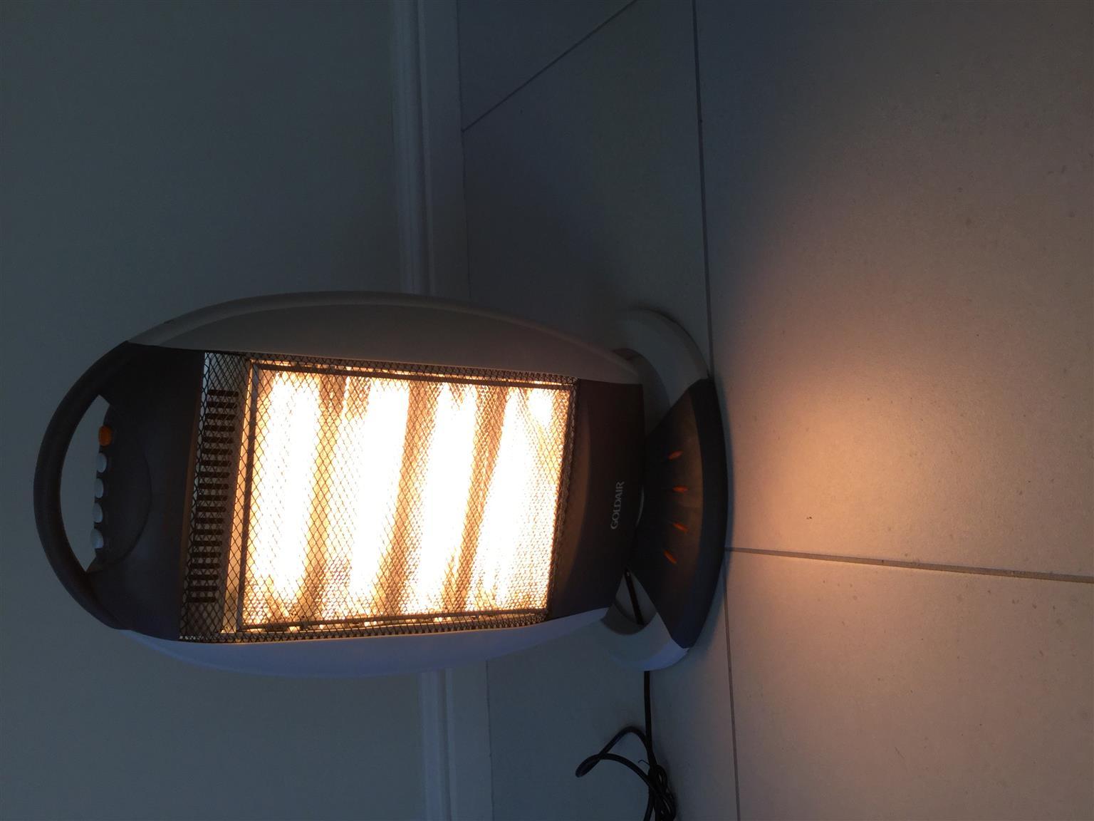 4 bar Holgen heater