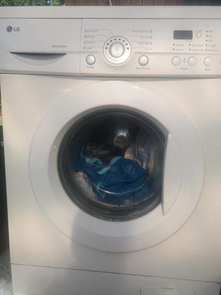 LG Washing Machine 7kg