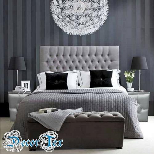 Diamante Bedroom Collection DecorTex