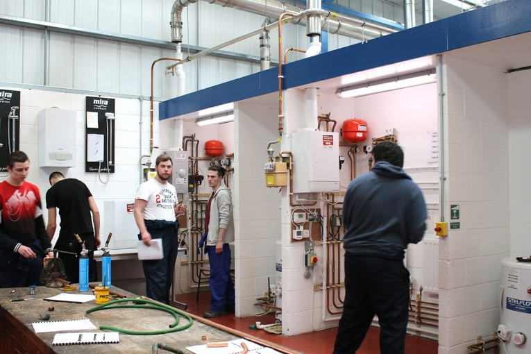 industrial boiler making training. industrial electrical courses training  pipe welding  plumbing @079-455-8854