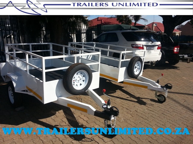 TRAILERS UNLIMITED TOP SELLER.