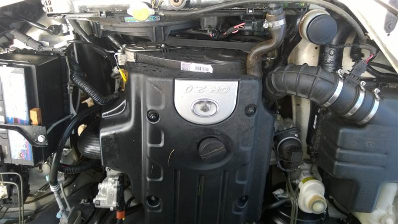 GWM STEED 5 2.0 VGT COMPLETE ENGINE