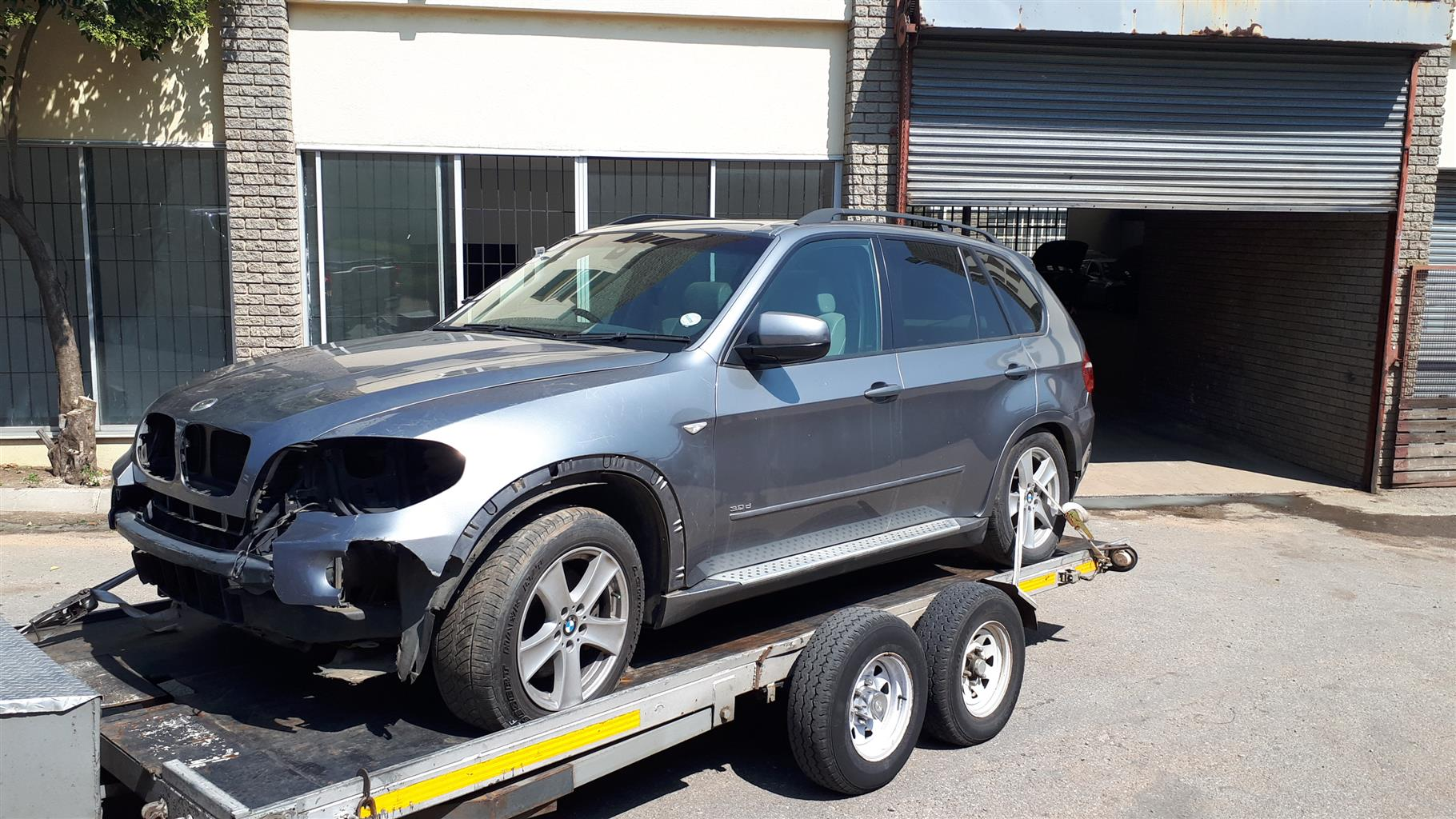 BMW X5 E70 3 0D Stripping for Parts / Spares | Junk Mail