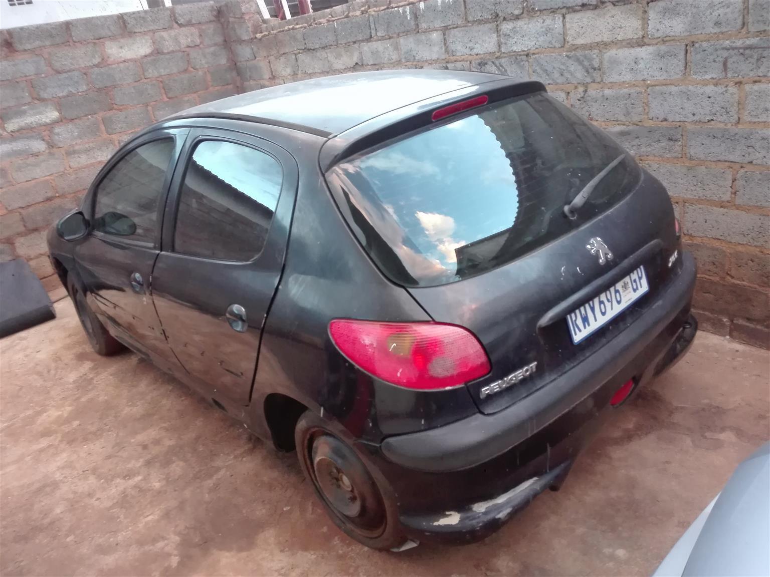 2008 Peugeot 206 1.4 16V X Line